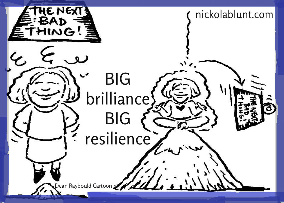 words1blueblogbasicbig brilliance =big resilience nickolablunt